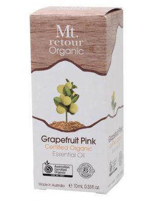 Mt Retour Grapefruit Oil 10ml