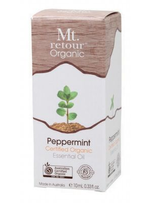 Mt Retour Peppermint Oil 10ml