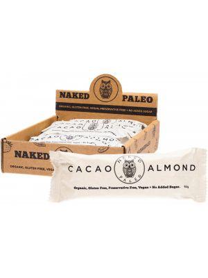 NAKED PALEO Paleo Bars Cacao Almond 10x65g