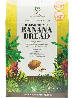 NATURAL EVOLUTION Banana Bread Mix 435g