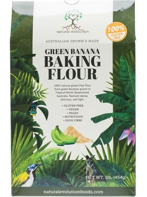 NATURAL EVOLUTION Gluten Free Banana Flour 500g