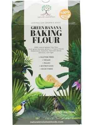NATURAL EVOLUTION Gluten Free Banana Flour 1kg