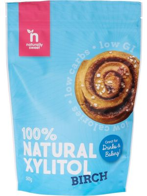 Naturally Sweet Birch Xylitol 500g