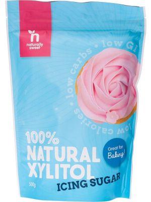 Naturally Sweet Xylitol Icing Sugar 500g