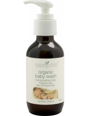 NATURE'S CHILD Baby Wash 100ml