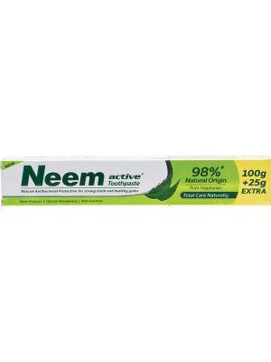 NEEM ACTIVE Neem Toothpaste 125g