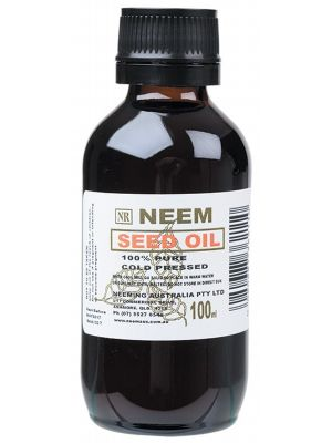 NEEMING AUSTRALIA Neem Seed Oil 100ml