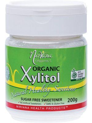NIRVANA ORGANICS Xylitol Organic 200g