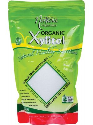NIRVANA ORGANICS Xylitol Organic 750g