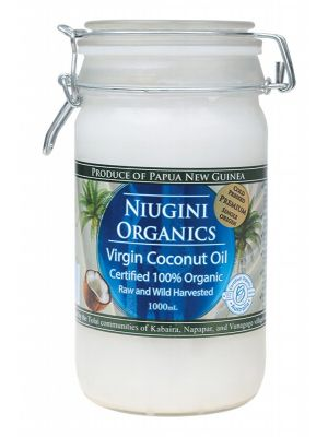 NIUGINI ORGANICS Virgin Coconut Oil 1L