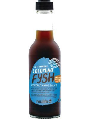 NIULIFE Cocomino Coconut Amino Sauce Fysh 250ml