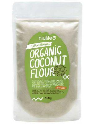 NIULIFE Coconut Flour 500g