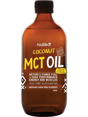 NIULIFE Coconut MCT High Performance 500ml