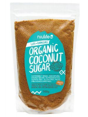 Niulife Coconut Sugar 500g