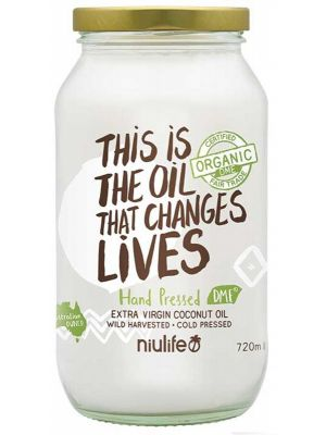 NIULIFE Extra Virgin Coconut Oil 720g