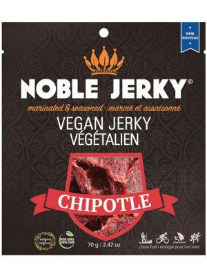 NOBLE JERKY Vegan Jerky Chipotle 70g
