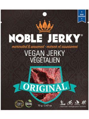 NOBLE JERKY Vegan Jerky Original 70g
