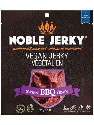 NOBLE JERKY Vegan Jerky Sweet BBQ 70g
