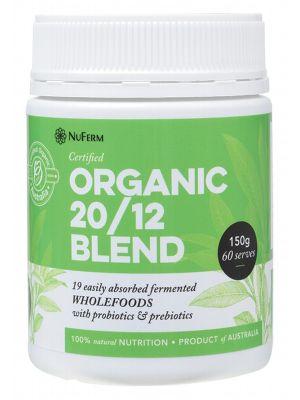 NUFERM Organic 20/12 Powder 150g
