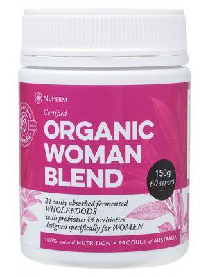 NUFERM Organic Woman 150g
