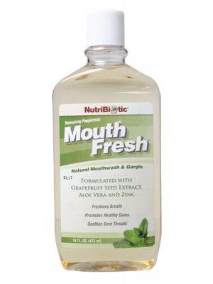 NUTRIBIOTIC Mouthwash 473ml