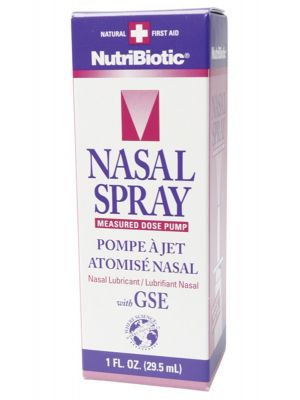 NUTRIBIOTIC Nasal Spray Pump 29.5ml