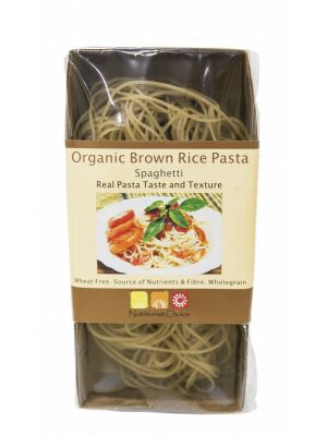 NUTRITIONIST CHOICE Brown Rice Spaghetti Pasta 180g