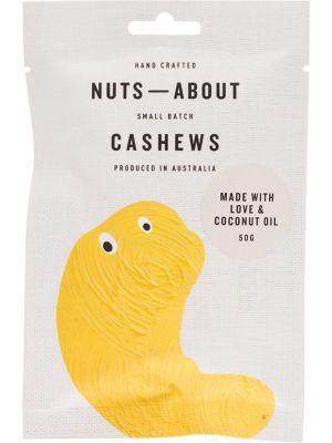 NUTS ABOUT Cashews Original 50g