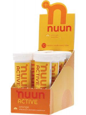 NUUN Orange Electrolytes 8x10Tabs