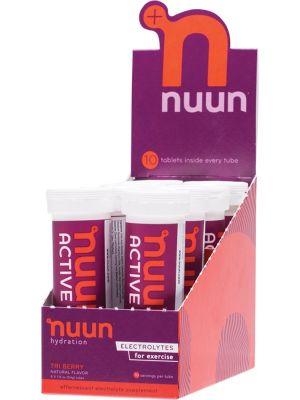 NUUN Tri-Berry Electrolytes 8x10Tabs