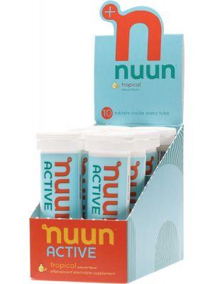 NUUN Tropical Electrolytes 8x10Tabs