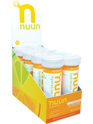 NUUN Vitamins - With Electrolytes Tablets - Tangerine Lime 8x12Tab