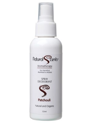 Natural Scents Patchouli Spray 125ml