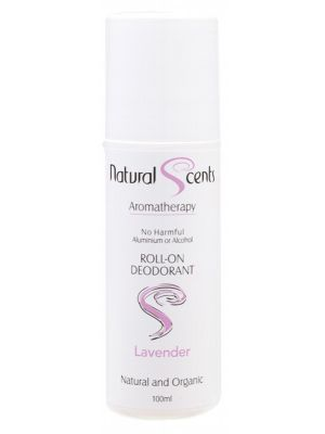 Natural Scents Lavender Deodorant 100ml