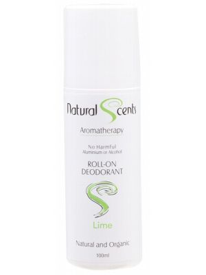 Natural Scents Lime Deodorant 100ml