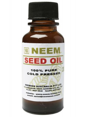 Neeming Australia Neem Seed Oil 20ml