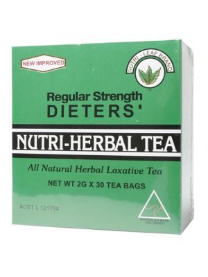 Nutri-Leaf Dieter's Tea Regular 30 bags