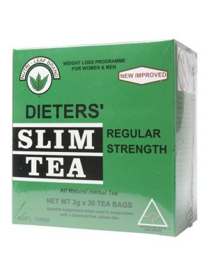 Nutri-Leaf Slim Tea Regular 30 bags