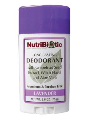 Nutribiotic Lavender Deodorant 75g