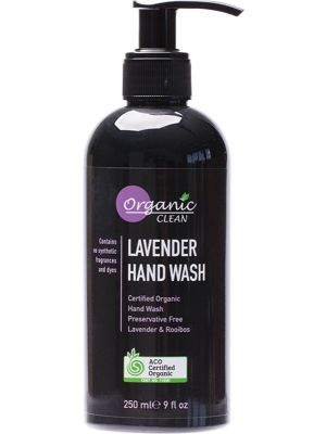 ORGANIC CLEAN Hand Wash Lavender 250ml