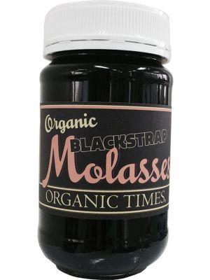 ORGANIC TIMES Blackstrap Molasses 450g