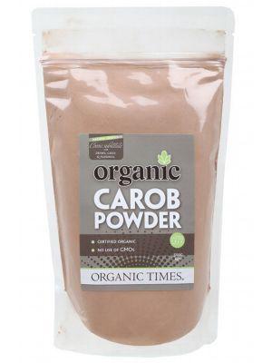 ORGANIC TIMES Carob Powder 500g