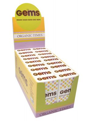Organic Times Little Gems 18x35g