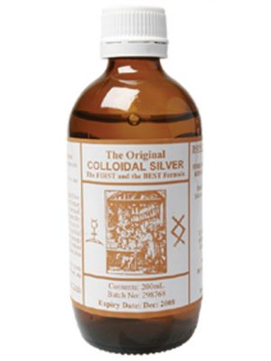 Original Colloidal Colloidal Silver 200ml