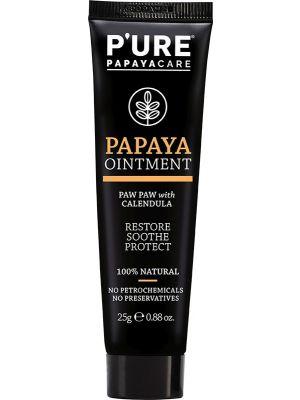 P'URE PAPAYACARE Papaya Ointment Paw Paw With Calendula 25g
