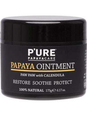 P'URE PAPAYACARE Papaya Ointment Paw Paw With Calendula 175g