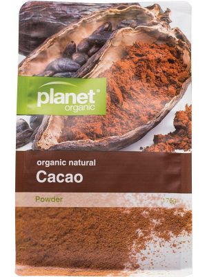 PLANET ORGANIC Cacao Powder 175g