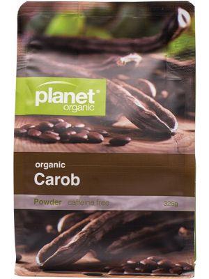 Planet Organic Carob Powder 325g