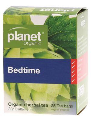 Planet Organic Bedtime Tea Bags 25 bags