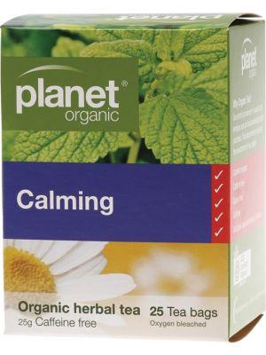 Planet Organic Calming Tea Bags 25 bags